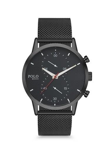 Polo Rucci Saat Siyah